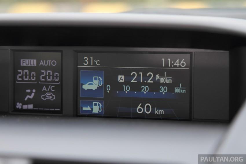 Subaru WRX and WRX STI launched – RM231k-RM271k Image #262442