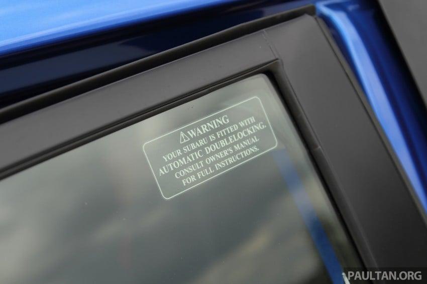 Subaru WRX and WRX STI launched – RM231k-RM271k Image #262470