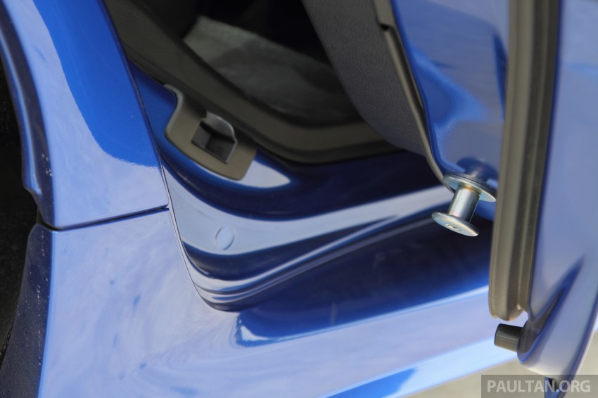 Subaru WRX and WRX STI launched – RM231k-RM271k Image #262471
