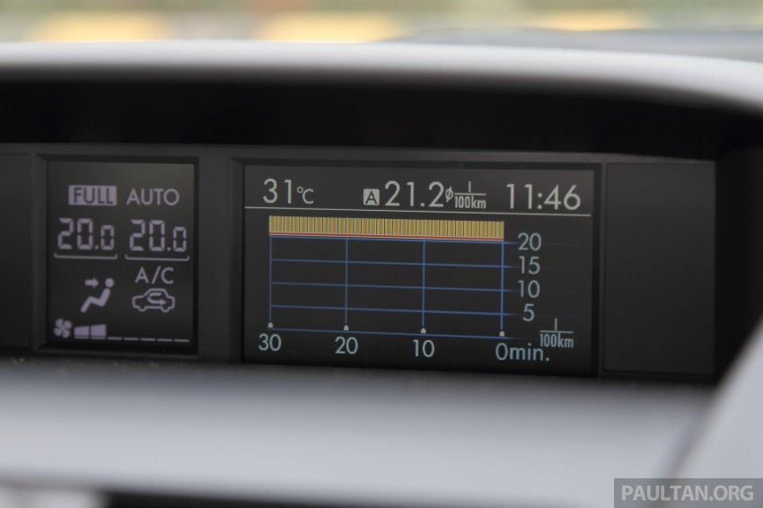 Subaru WRX and WRX STI launched – RM231k-RM271k Image #262443