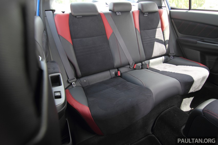 Subaru WRX and WRX STI launched – RM231k-RM271k Image #262479