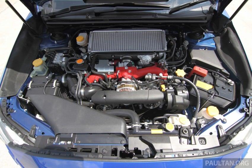 Subaru WRX and WRX STI launched – RM231k-RM271k Image #262480