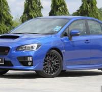 Subaru WRX STI 44