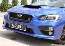 Subaru WRX STI 45