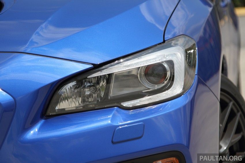 Subaru WRX and WRX STI launched – RM231k-RM271k Image #262486