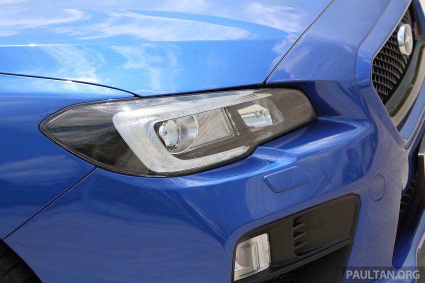 Subaru WRX and WRX STI launched – RM231k-RM271k Image #262487
