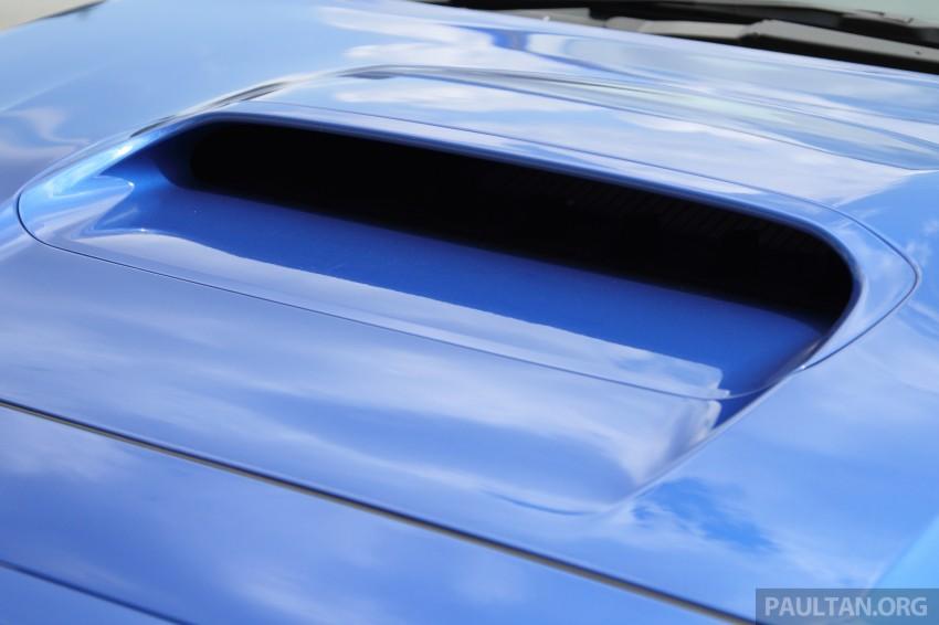 Subaru WRX and WRX STI launched – RM231k-RM271k Image #262489
