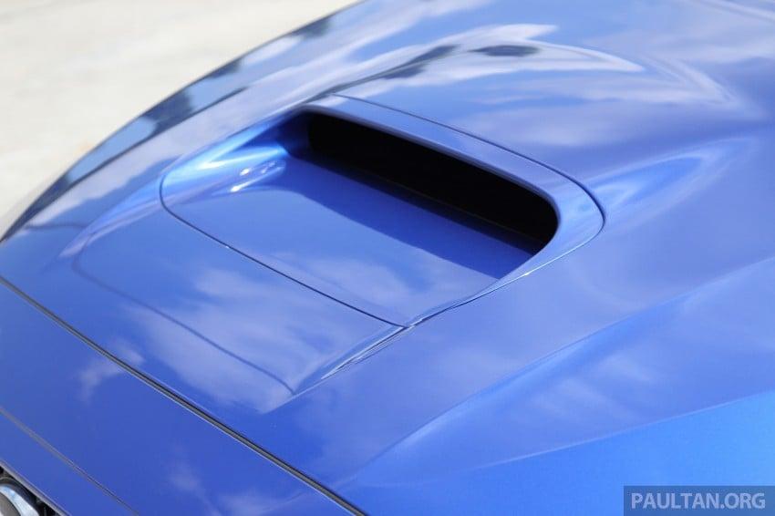 Subaru WRX and WRX STI launched – RM231k-RM271k Image #262490