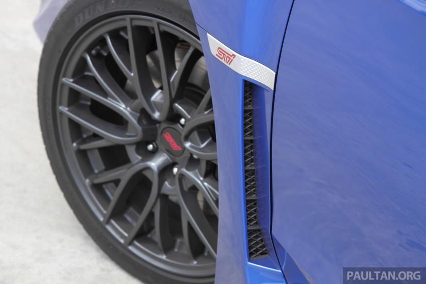 Subaru WRX and WRX STI launched – RM231k-RM271k Image #262493