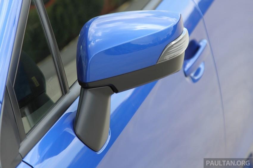 Subaru WRX and WRX STI launched – RM231k-RM271k Image #262495