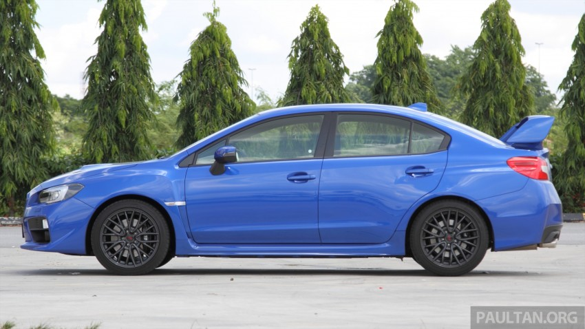 Subaru WRX and WRX STI launched – RM231k-RM271k Image #262496