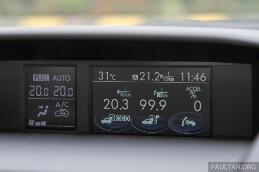 Subaru WRX and WRX STI launched – RM231k-RM271k Image #262445