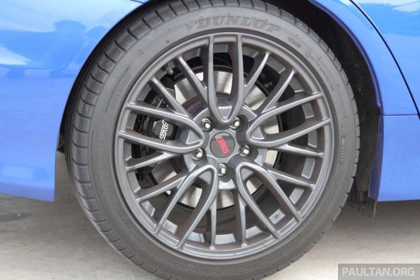 Subaru WRX and WRX STI launched – RM231k-RM271k Image #262499