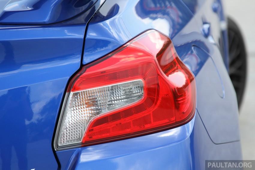 Subaru WRX and WRX STI launched – RM231k-RM271k Image #262501