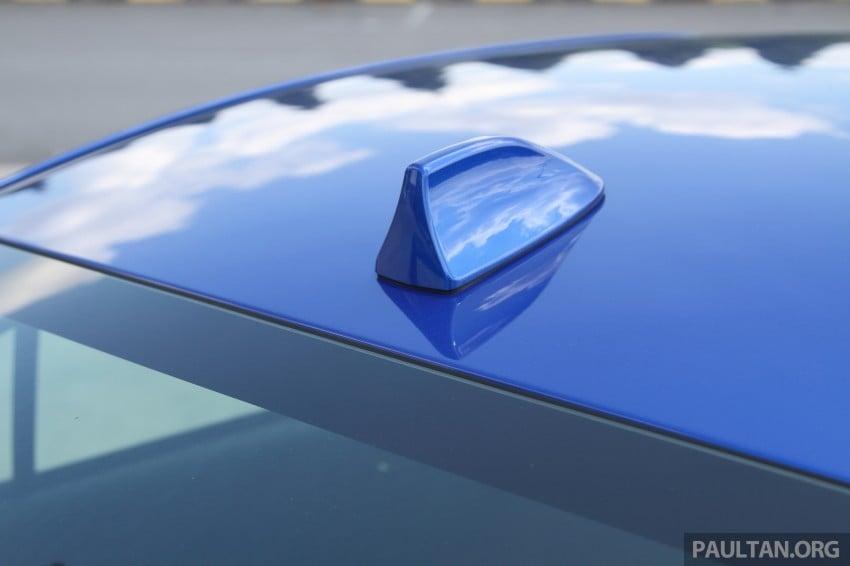 Subaru WRX and WRX STI launched – RM231k-RM271k Image #262505