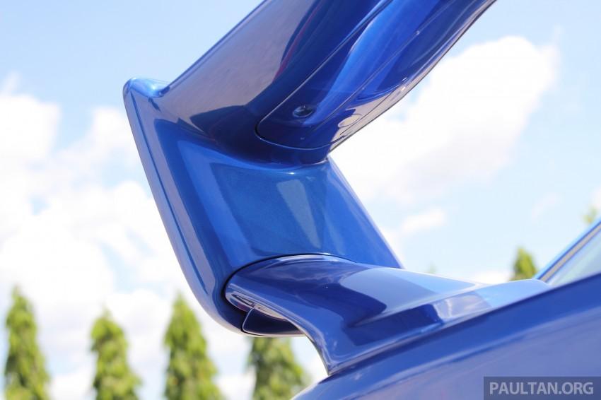 Subaru WRX and WRX STI launched – RM231k-RM271k Image #262507