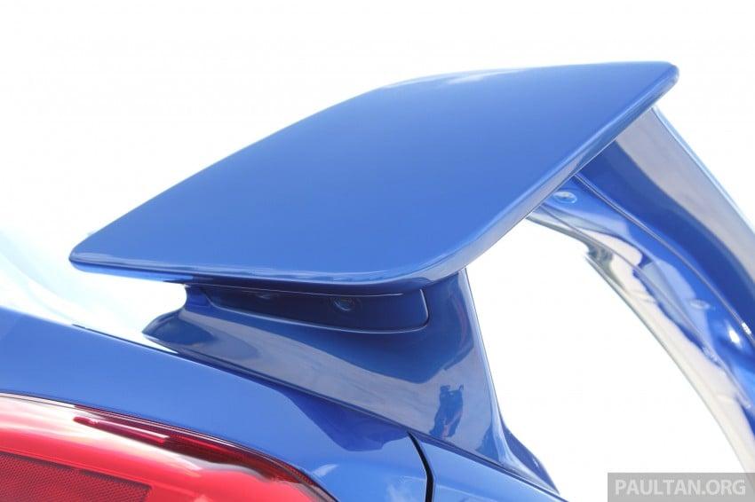 Subaru WRX and WRX STI launched – RM231k-RM271k Image #262508