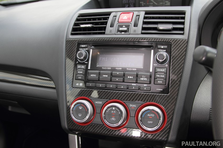 Subaru WRX and WRX STI launched – RM231k-RM271k Image #262446