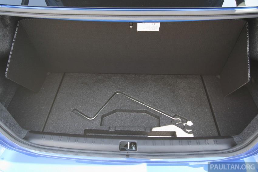 Subaru WRX and WRX STI launched – RM231k-RM271k Image #262512