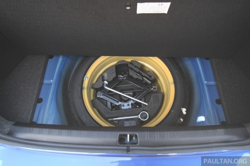 Subaru WRX and WRX STI launched – RM231k-RM271k Image #262513