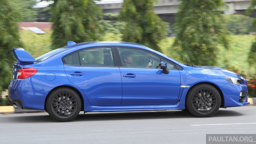 Subaru WRX and WRX STI launched – RM231k-RM271k Image #262517