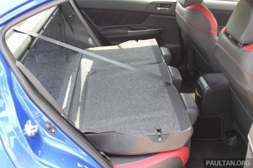 Subaru WRX and WRX STI launched – RM231k-RM271k Image #262518