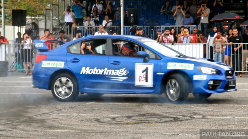 Subaru WRX and WRX STI launched – RM231k-RM271k Image #262670