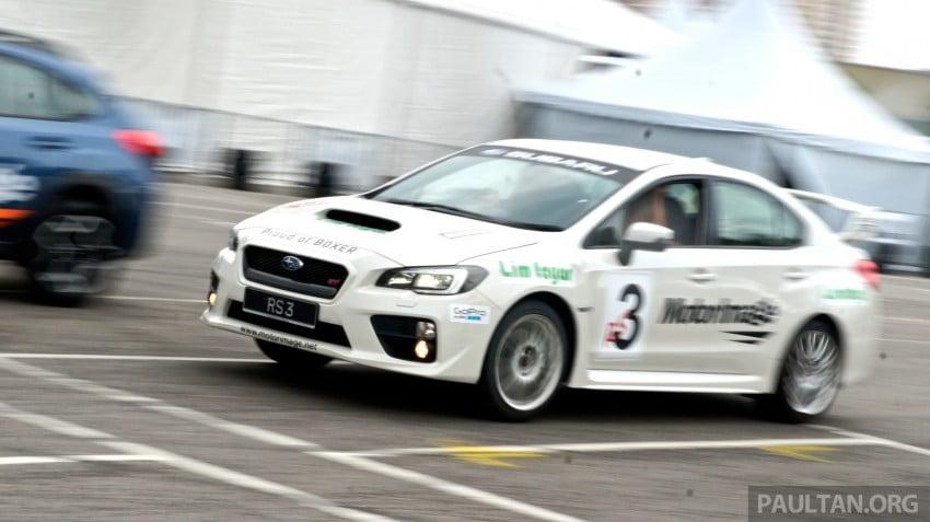 Subaru WRX and WRX STI launched – RM231k-RM271k Image #262679