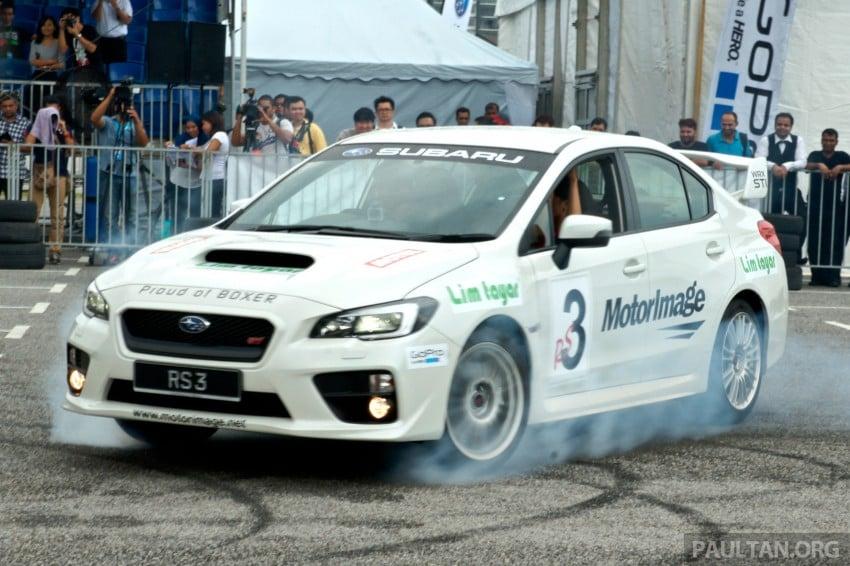 Subaru WRX and WRX STI launched – RM231k-RM271k Image #262682