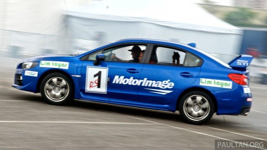 Subaru WRX and WRX STI launched – RM231k-RM271k Image #262683