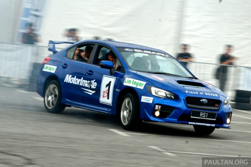 Subaru WRX and WRX STI launched – RM231k-RM271k Image #262684