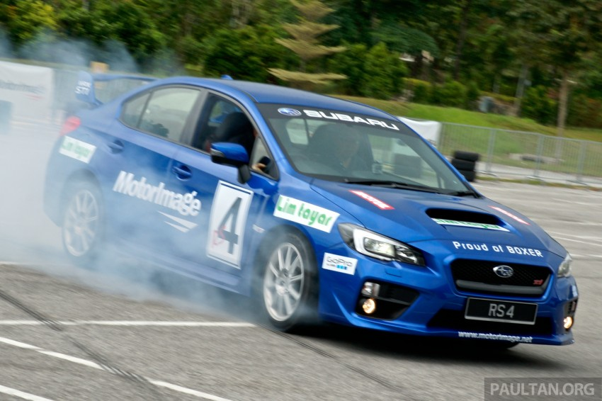 Subaru WRX and WRX STI launched – RM231k-RM271k Image #262671