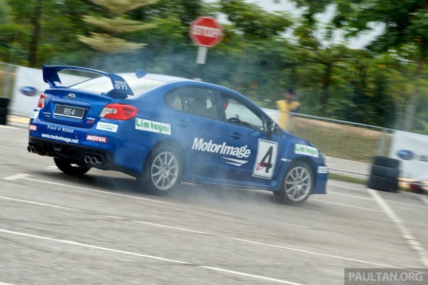Subaru WRX and WRX STI launched – RM231k-RM271k Image #262673