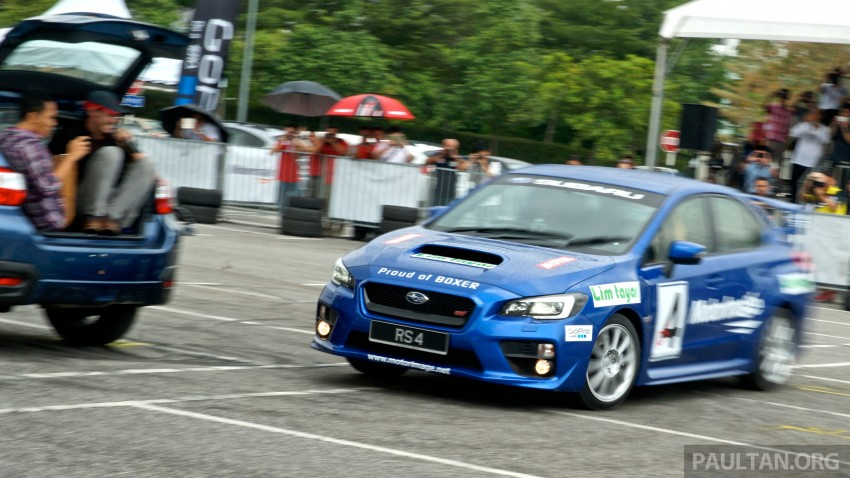 Subaru WRX and WRX STI launched – RM231k-RM271k Image #262730