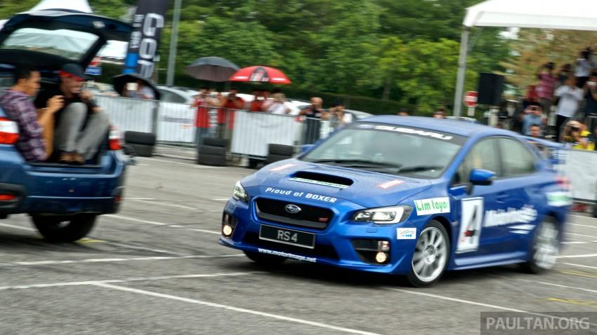 Subaru WRX and WRX STI launched – RM231k-RM271k Image #262730