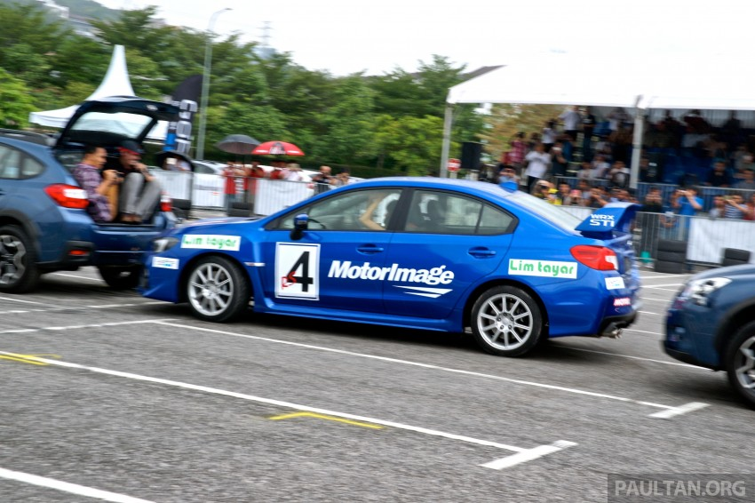 Subaru WRX and WRX STI launched – RM231k-RM271k Image #262675
