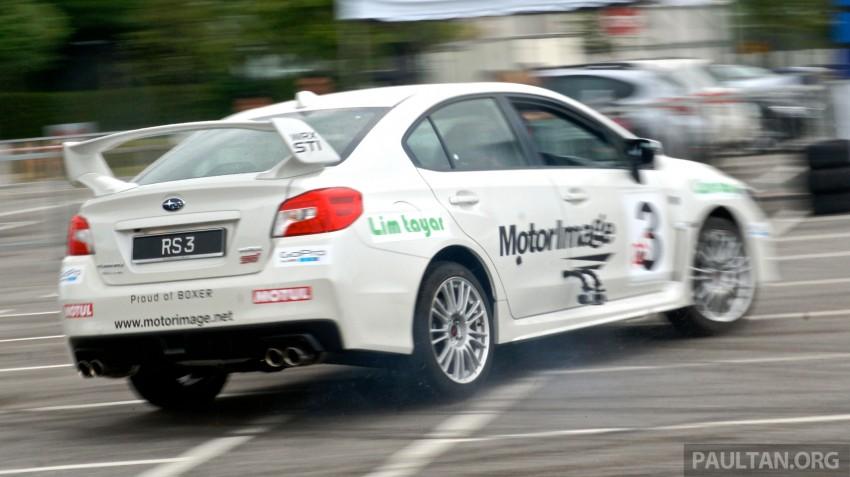 Subaru WRX and WRX STI launched – RM231k-RM271k Image #262677