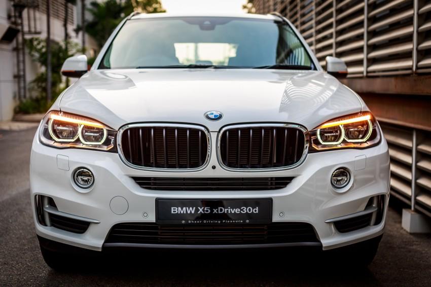 F15 BMW X5 CKD now in Malaysia – RM540k-RM580k Image #262289