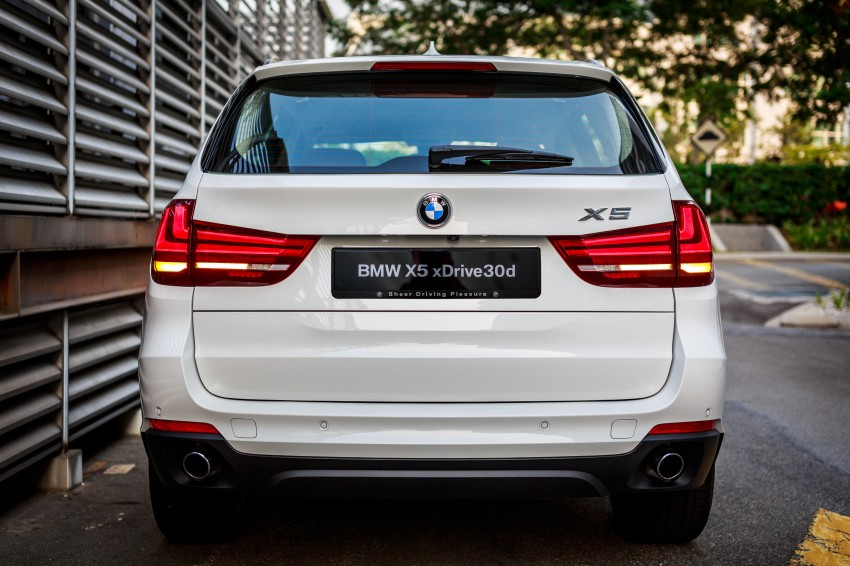 F15 BMW X5 CKD now in Malaysia – RM540k-RM580k Image #262290