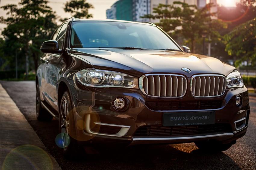 F15 BMW X5 CKD now in Malaysia – RM540k-RM580k Image #262291