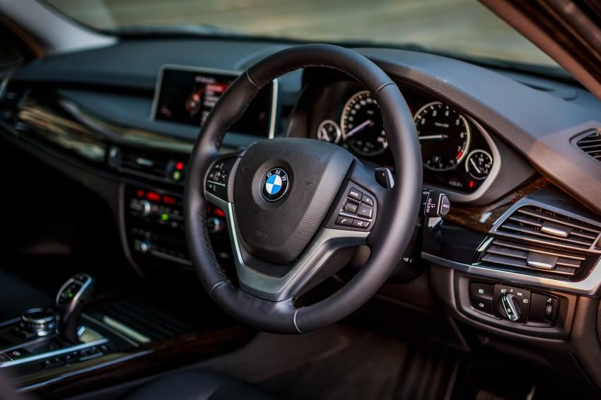 F15 BMW X5 CKD now in Malaysia – RM540k-RM580k Image #262264