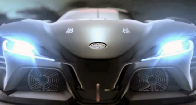 Totoya FT-1 Vision GT 1