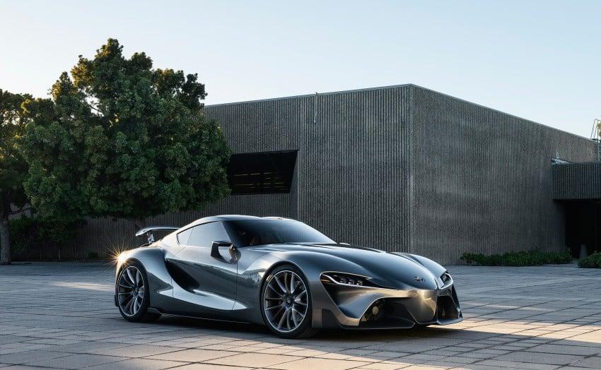 Toyota FT-1 Vision Gran Turismo virtual racer debuts Image #263553