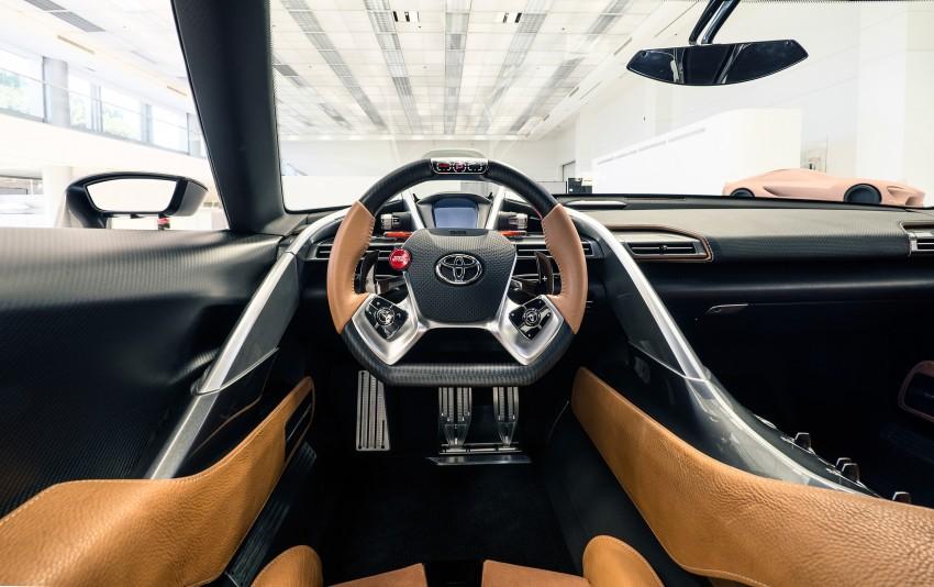 Toyota FT-1 Vision Gran Turismo virtual racer debuts Image #263558