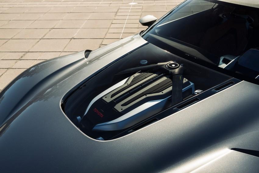 Toyota FT-1 Vision Gran Turismo virtual racer debuts Image #263570