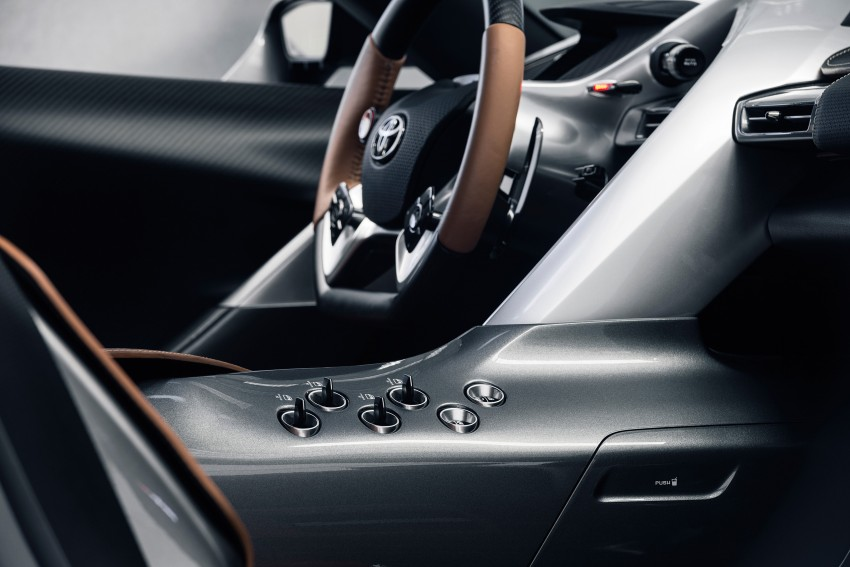Toyota FT-1 Vision Gran Turismo virtual racer debuts Image #263577