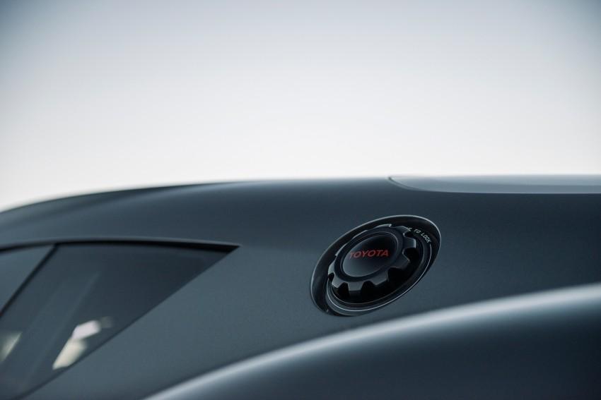 Toyota FT-1 Vision Gran Turismo virtual racer debuts Image #263581