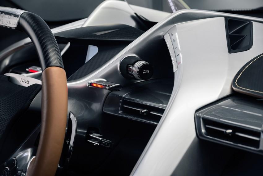Toyota FT-1 Vision Gran Turismo virtual racer debuts Image #263582