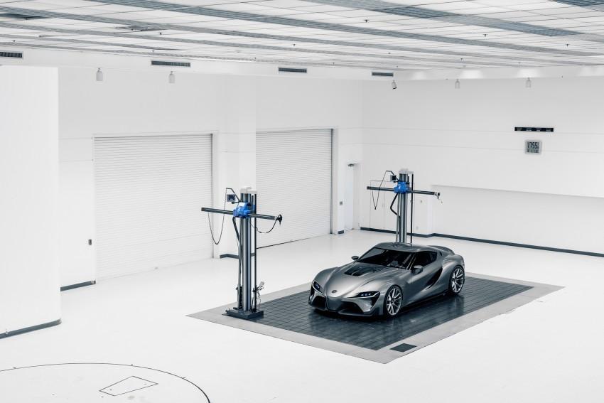 Toyota FT-1 Vision Gran Turismo virtual racer debuts Image #263583