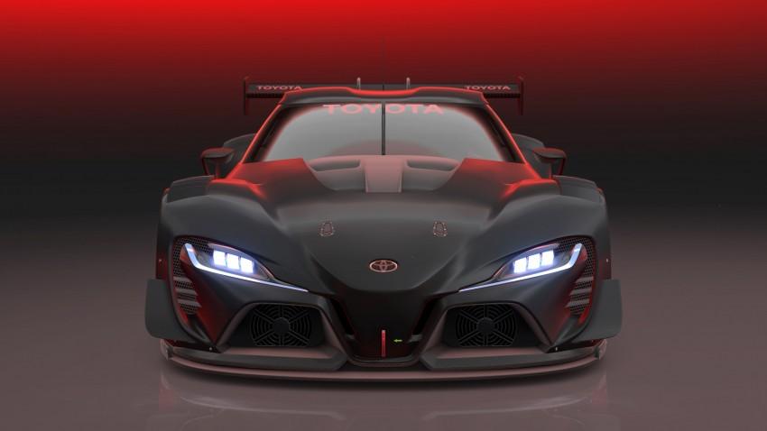 Toyota FT-1 Vision Gran Turismo virtual racer debuts Image #263600